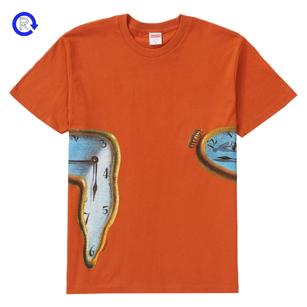 Supreme Rust Persistence of Memory Tee (SS19)