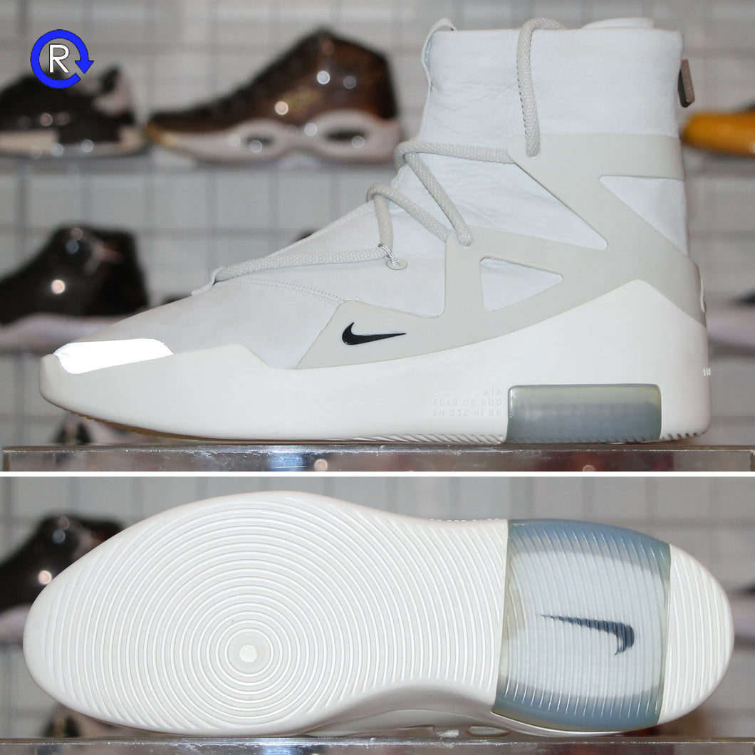'Light Bone' Nike Air Fear Of God 1 (2019) | Size 10.5 Condition: 10/10.