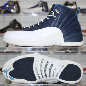 'Obsidian' Air Jordan 12 (2012) | Size 11.5 Condition: 9/10.