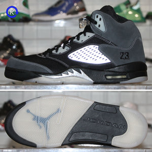 'Anthracite' Air Jordan 5 (2021) | Size 10 Brand new, deadstock.