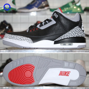 'Black Cement' Air Jordan 3 OG (2018) | Size 11 Brand new, deadstock.
