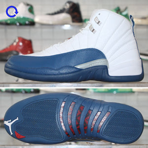 'French Blue' Air Jordan 12 (2016) | Size 11.5 Condition: 9.5/10.