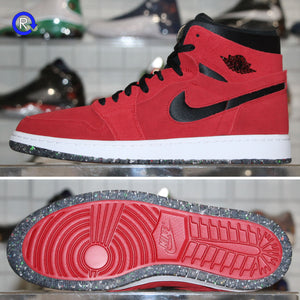 'Red Suede' Air Jordan 1 High Zoom Air CMFT | Size 12.5 Brand new, deadstock.