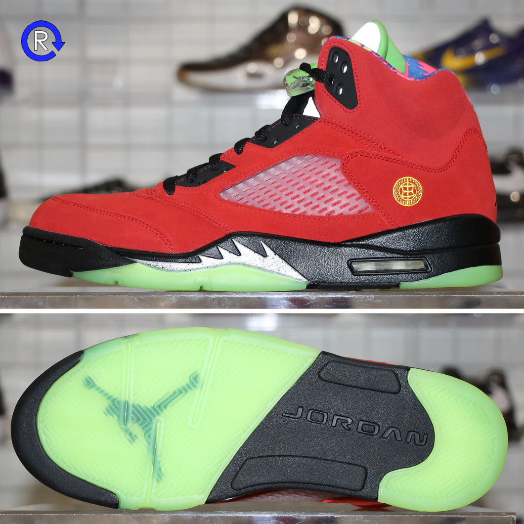 'What The' Air Jordan 5 (2020) | Size 9.5 Brand new, deadstock.