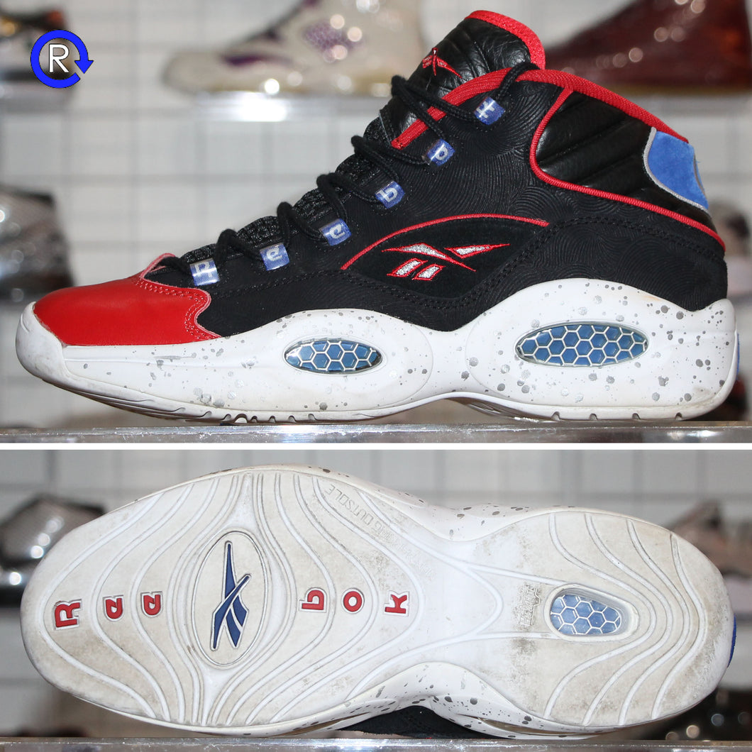 'First Ballot' Reebok Question Mid (2014) | Size 12 Condition: 8.5/10.