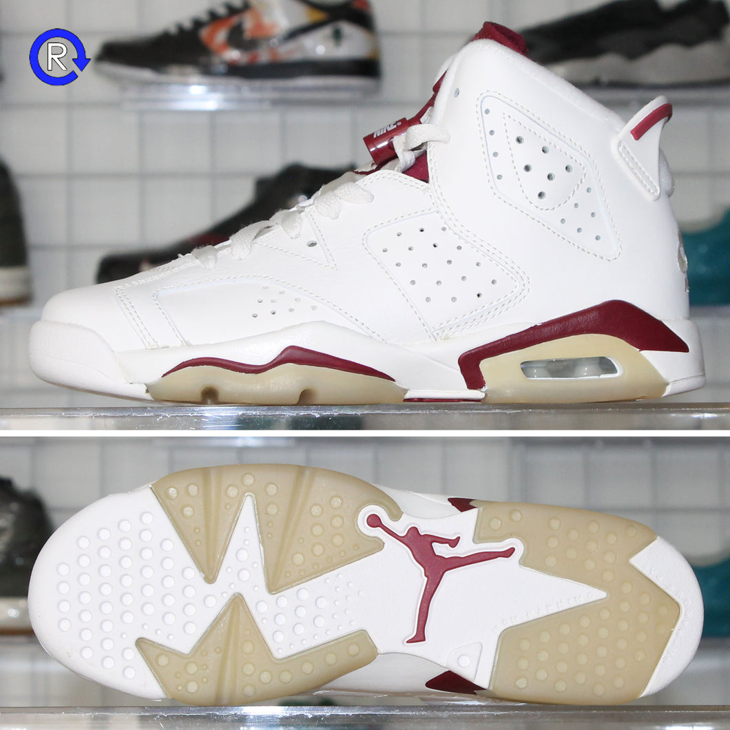 'Maroon' Air Jordan 6 OG (2015) | Size 6 Brand new, deadstock.