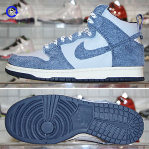 'Midnight Navy' Notre x Nike Dunk High (2021) | Size 9.5 Brand new, deadstock.