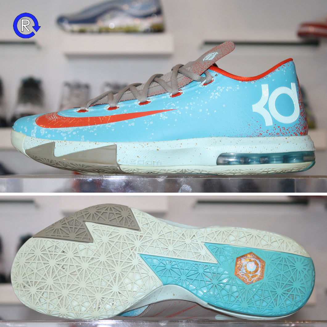 'Maryland Blue Crab' Nike KD 6 (2013)