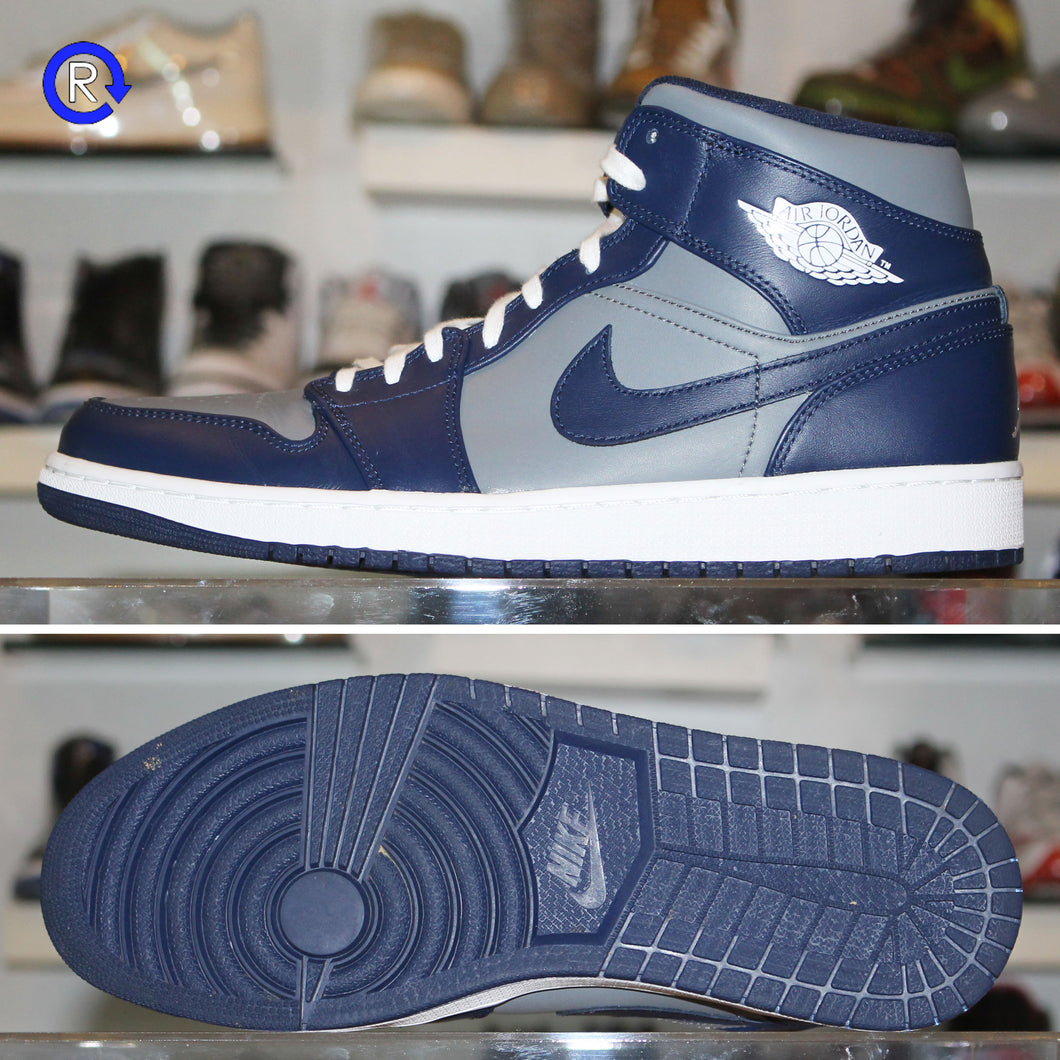 'Georgetown' Air Jordan 1 Mid (2013)