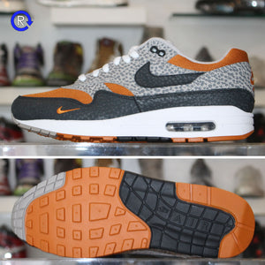 'Black/Carrot' Nike Air Max 1 Safari (2018)