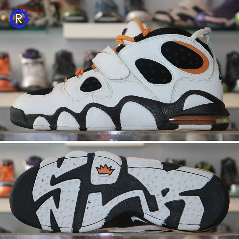 'White/Carrot' Nike CB34 (2008)