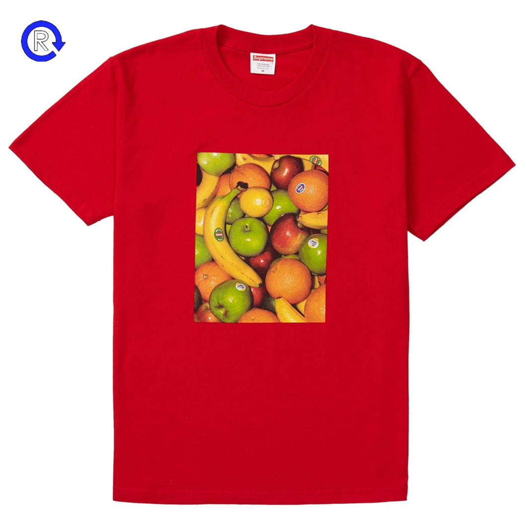Supreme Red Fruit Tee (SS19)