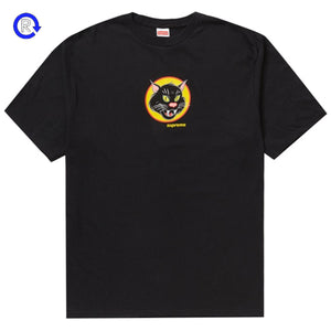 Supreme Black Black Cat Tee (SS20)