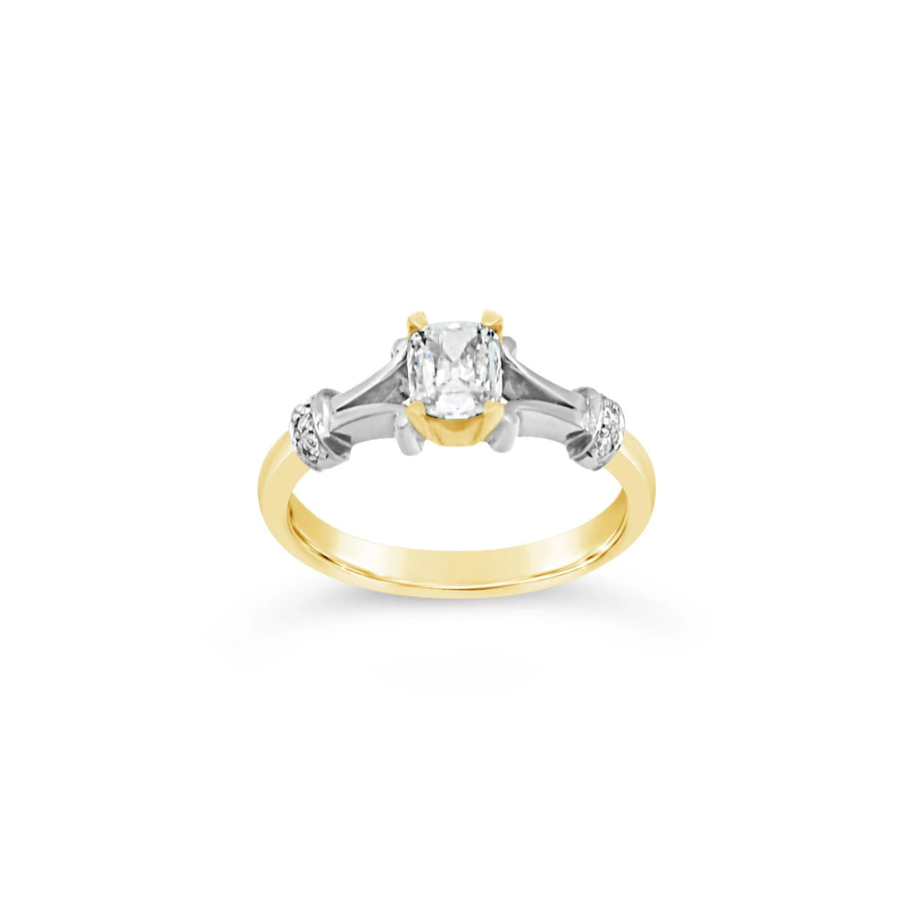 Diamond Sparkle Ring