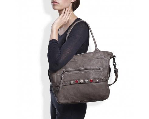 Grey Bag Shopper