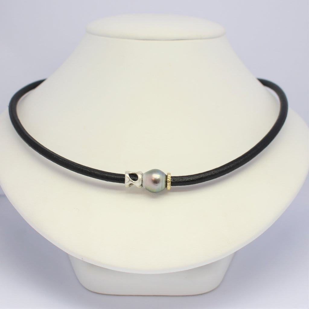 anklet williamson quinn sterling necklet brown product silver