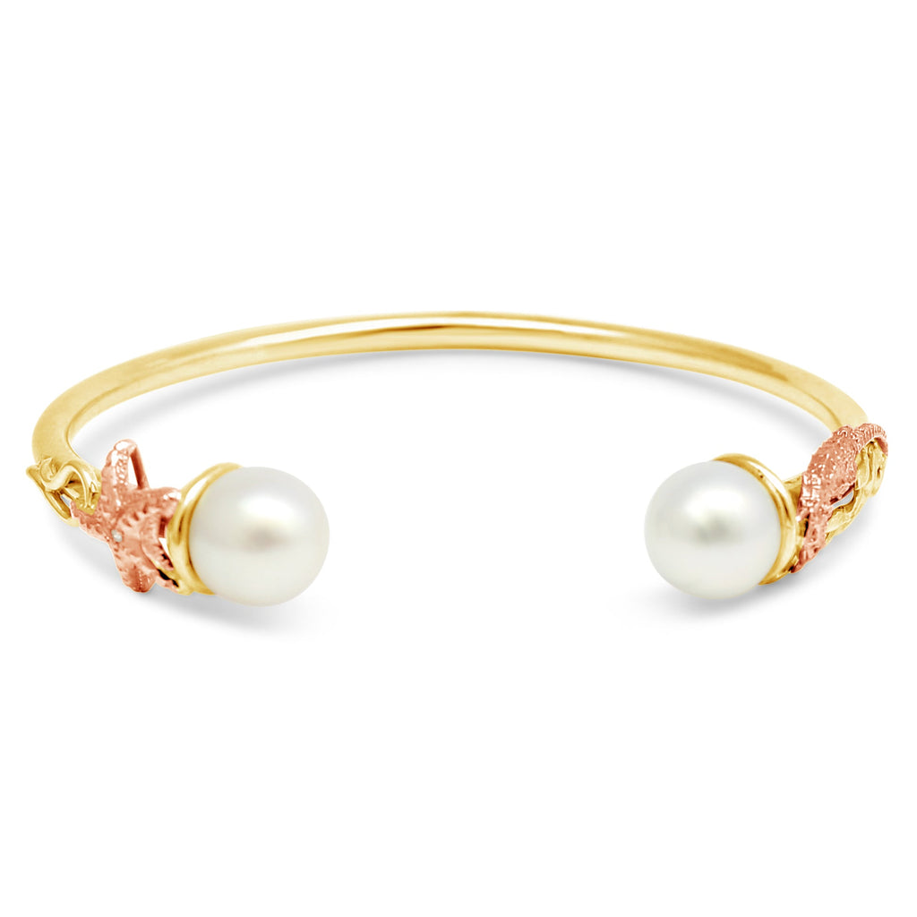 Basile Star Bracelet South Sea Pearls