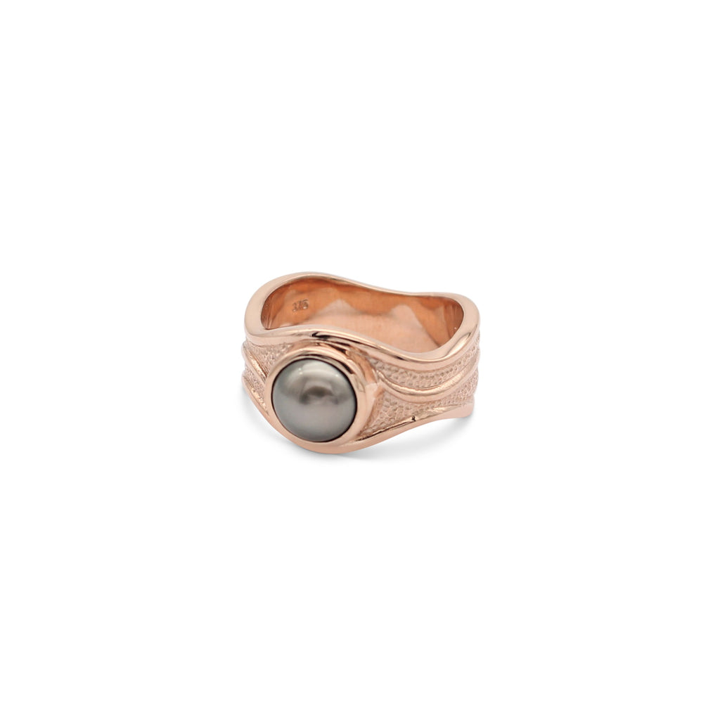 Solid Slim Lexi 9ct Rose Gold