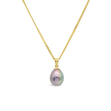 Load image into Gallery viewer, Classic Gold Freshwater Pearl Pendant