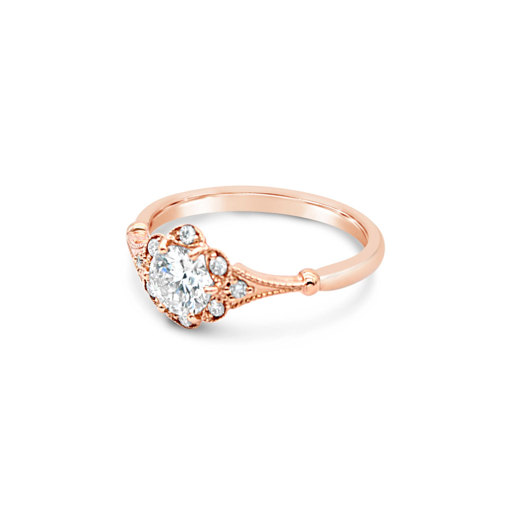 Athena Diamond Ring by OLYV