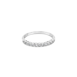 Eternity White Diamond Ring by OLYV