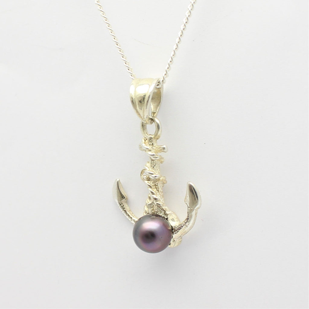 Silver Anchor Abrolhos Pearl
