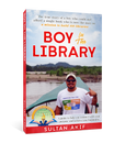 """Boy in the Library"" - Standard Edition Physical Book"
