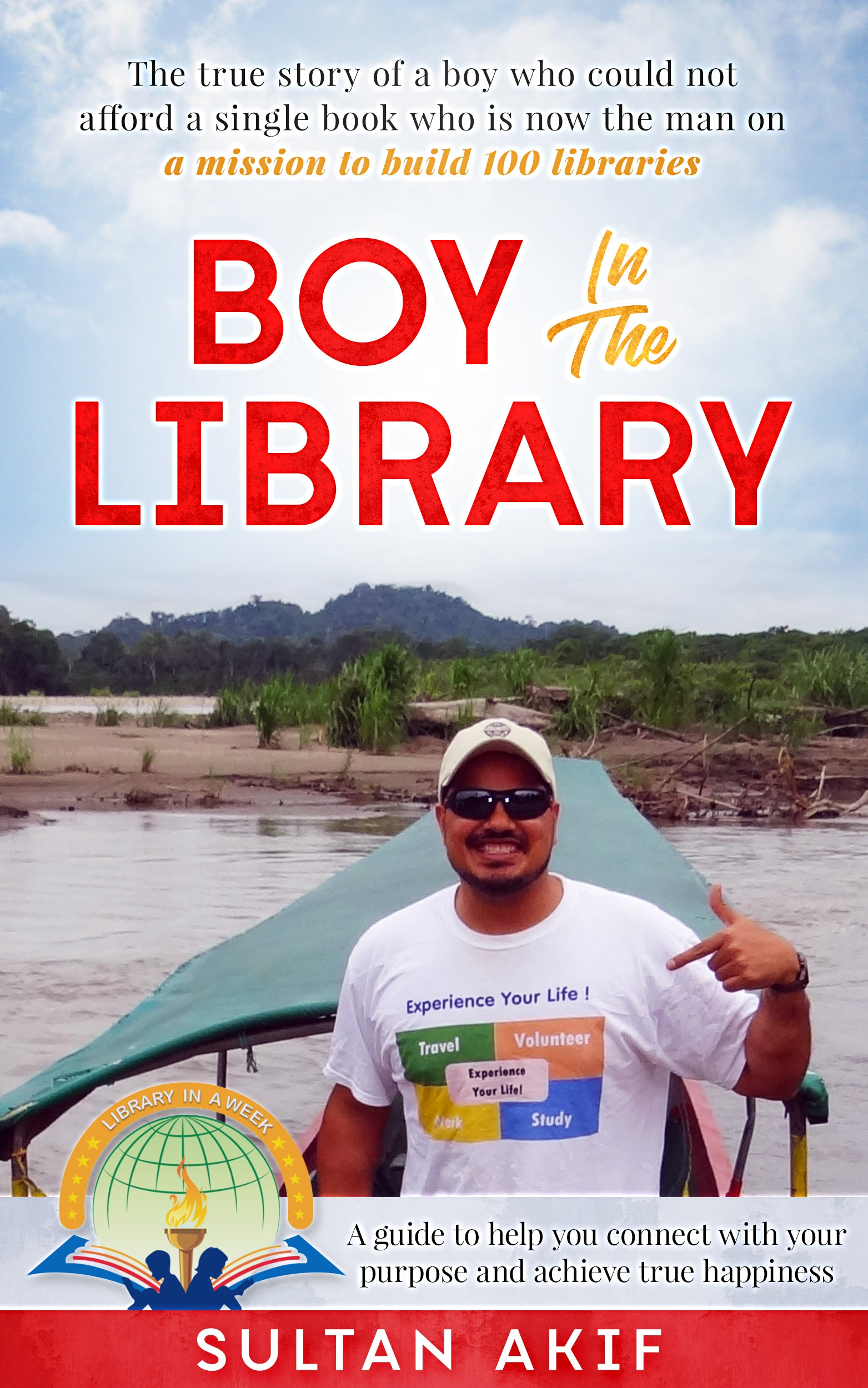 "eBook ""Boy in the Library"""