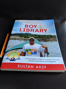 Boy in the Library - Complete Book Package Limited Edition (eBook + Large Physical Book)