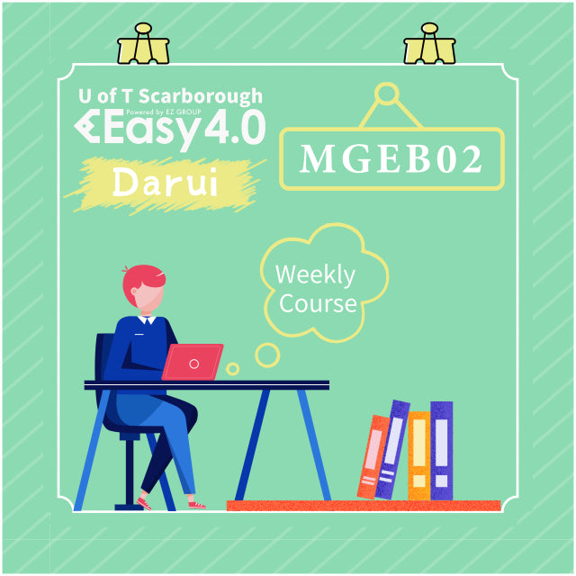 2019 Summer MGEB02 Midterm Review Course