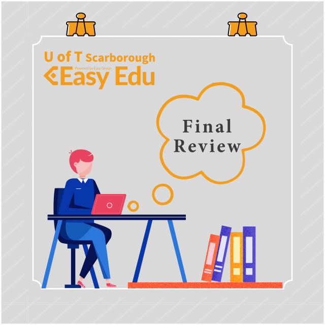 2019 Summer LINA01 Final Review Course