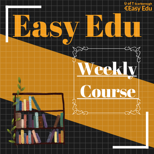 2019 Fall EESA09 Weekly Course