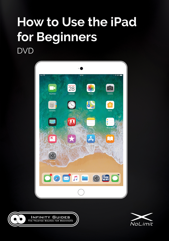 How to Use the iPad for Beginners DVD