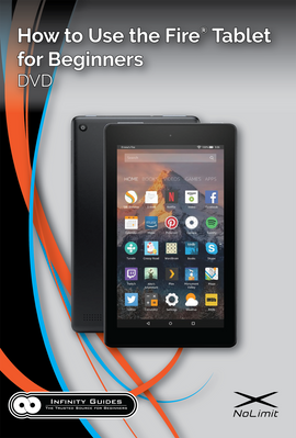 How to Use the Amazon Fire Tablet for Beginners DVD