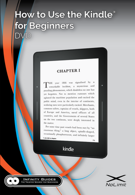 How to Use the Kindle for Beginners DVD