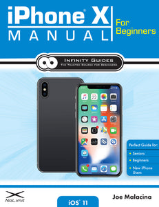 iPhone X Manual for Beginners