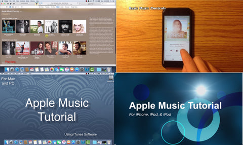 Apple Music Tutorial (Mobile App) - Online Course