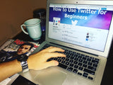 How to Use Twitter for Beginners - Online Course