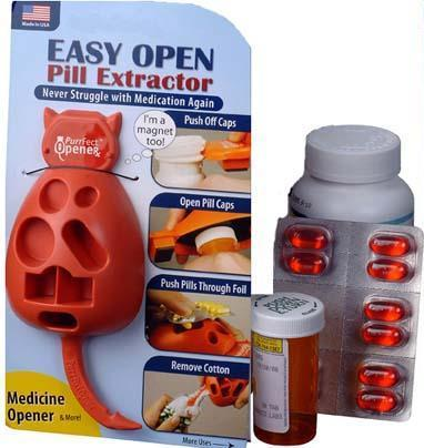 9-in-1 Rx PurrFect Magnet & Medicine Opener