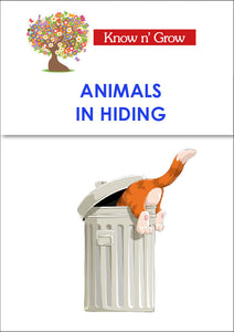 Animals in Hiding