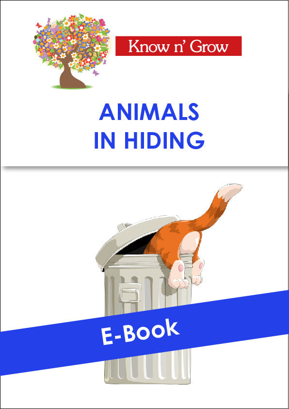 Animals in Hiding - E-Book