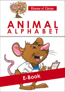 Animal Alphabet - E-Book