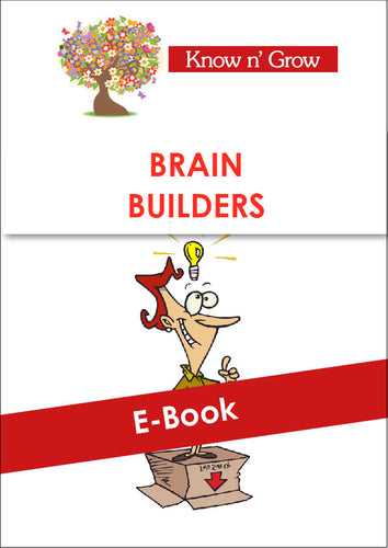 Brain Builders - E-Book