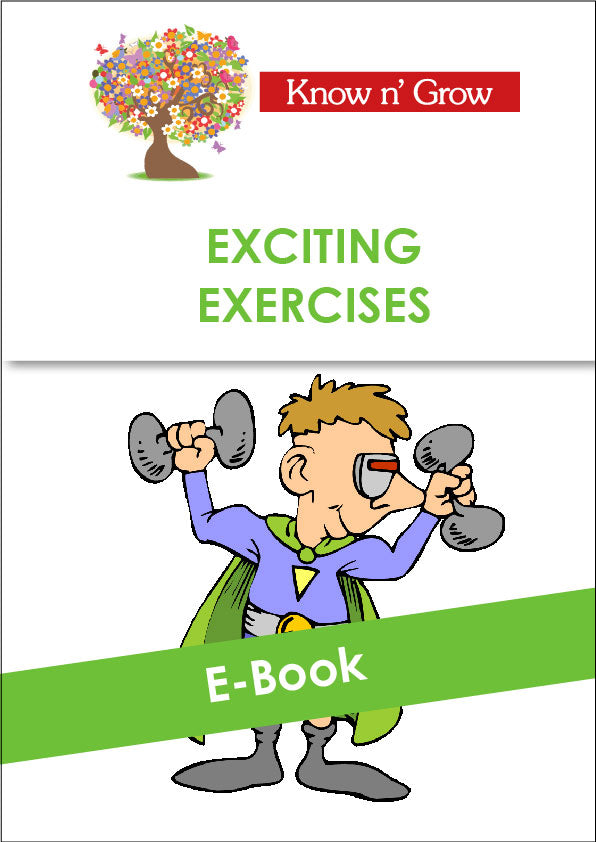 Exciting Exercises - E-Book