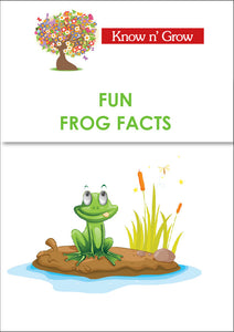 Fun Frog Facts