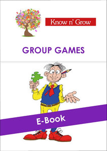 Group Games - E-Book