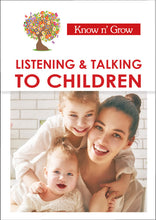 Listening & Talking to Children