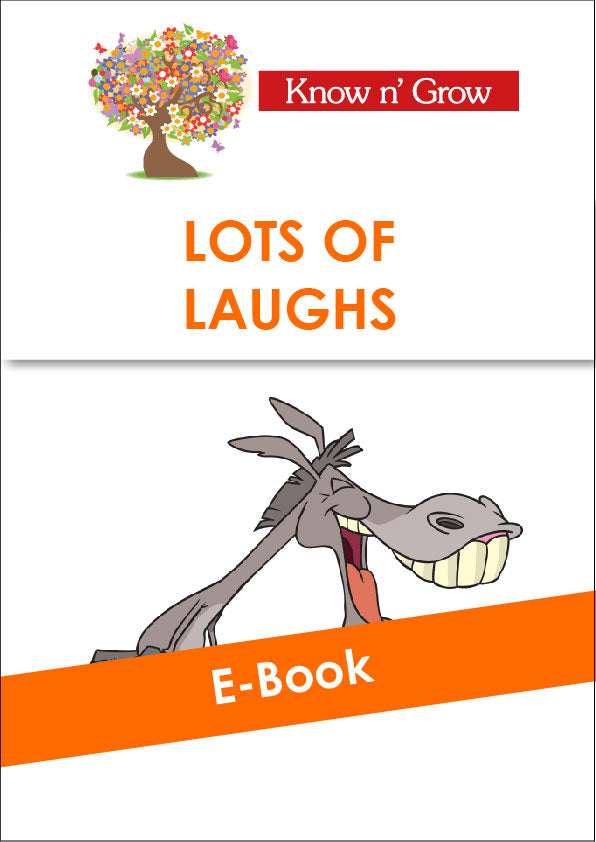 Lots of Laughs - E-Book