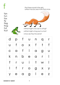 Letters of the Alphabet - E-Book