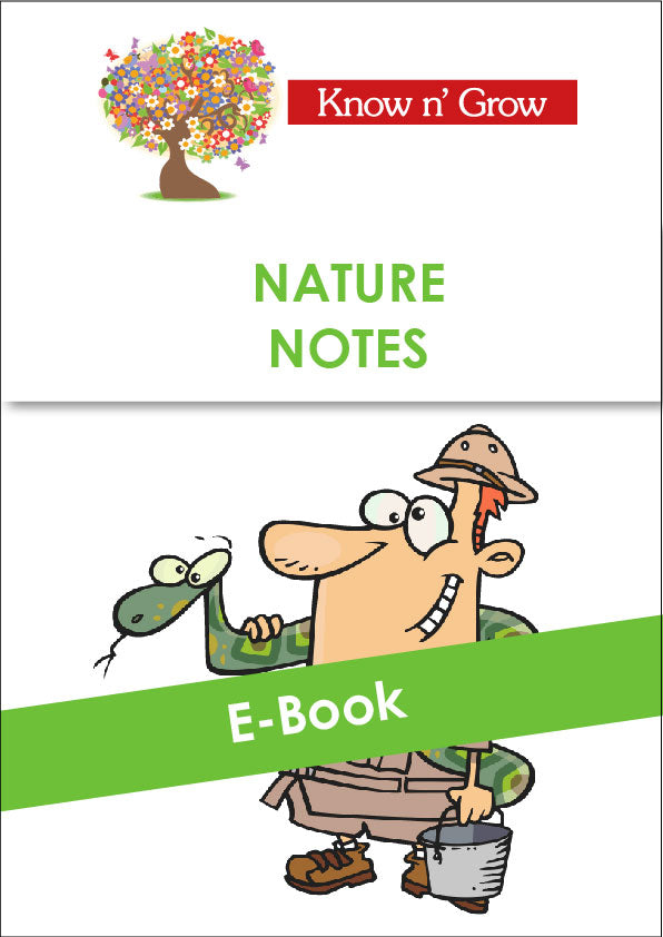Nature Notes - E-Book